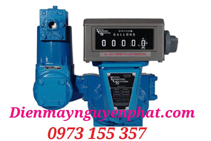 Đồng hồ đo lưu lượng xăng dầu TCS 100-1