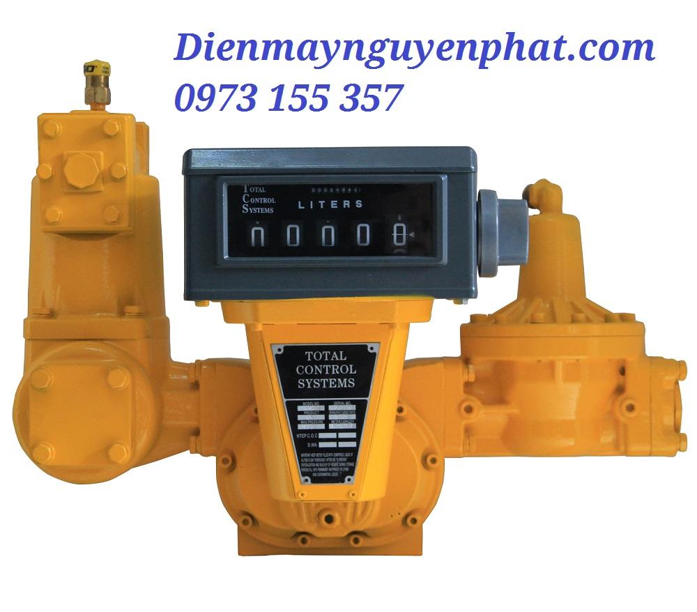 Đồng hồ đo lưu lượng xăng dầu TCS 150-1