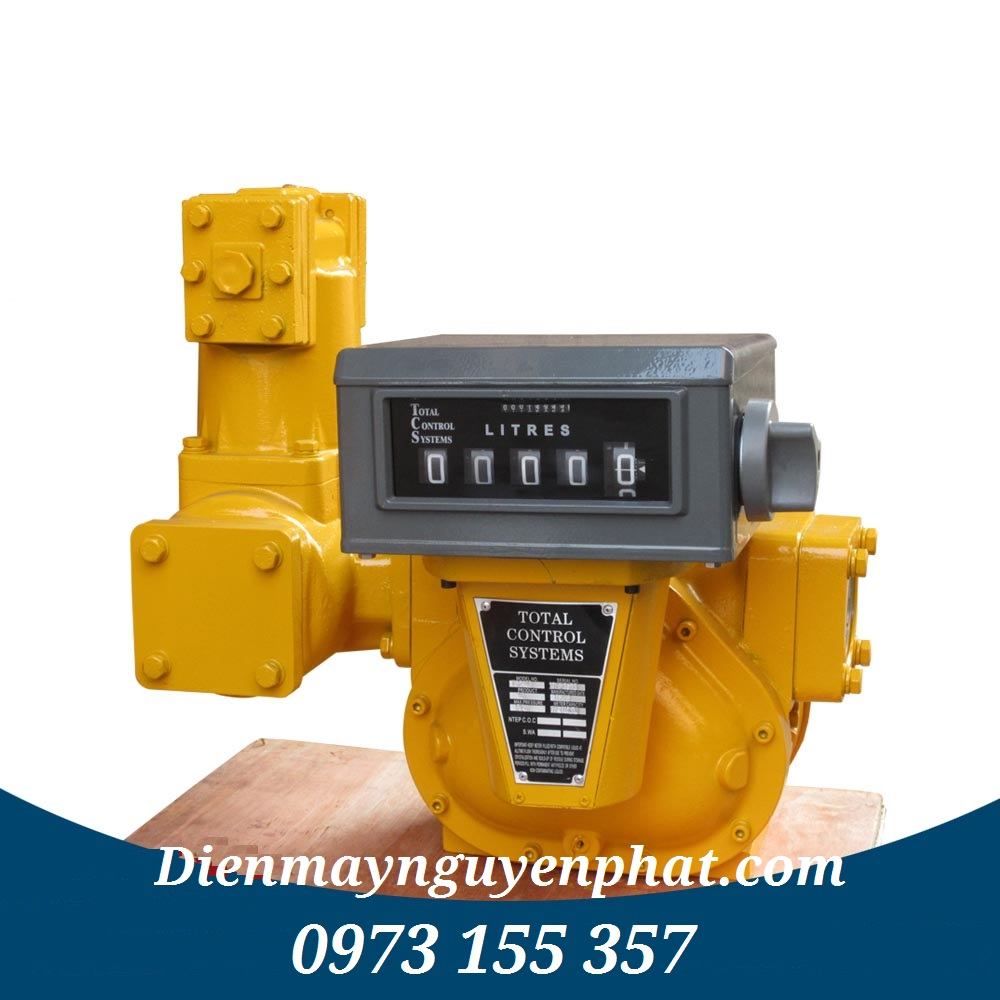 Đồng hồ đo lưu lượng xăng dầu TCS 80H-1