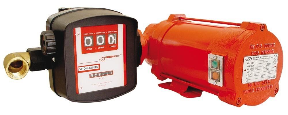 Máy Bơm dầu Gespasa SAG-800 Ex