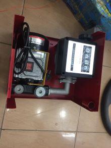 Bộ bơm dầu kèm đồng hô chạy điện 220V