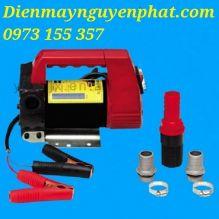 Bơm dầu diesel mini NP8011 DC