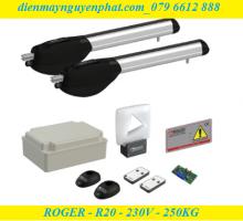 Cổng tay đòn Roger R20 - 230v