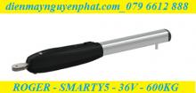 Cổng tay đòn Roger - Smarty5 - 36V - Công Nghệ Không Chổi Than