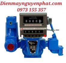 Đồng hồ đo lưu lượng xăng dầu TCS 700-25