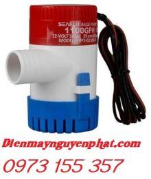 Máy bơm chìm nước thải 8028- 1100GPH 12/24V