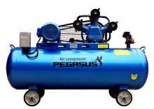 Máy nén khí dây đai PEGASUS TM-W-0.36/8-330L