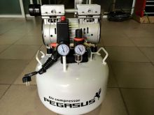 Máy nén khí giảm âm PEGASUS TM-OF750-50L