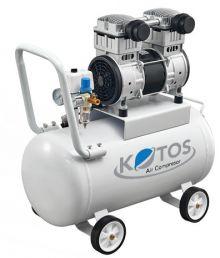 MÁY NÉN KHÍ KHÔNG DẦU GIẢM ÂM KOTOS (Model: HD1100-50L)